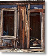 Fixer Upper Metal Print