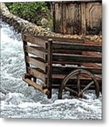 Flooded Metal Print