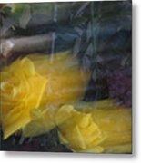 Florals In Motion 7 Metal Print