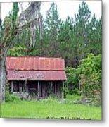 Florida Bunk House Metal Print