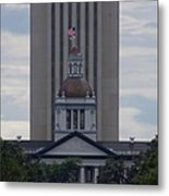 Florida Capitol Metal Print