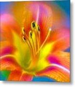 Flower 30 Metal Print