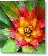 Flower Of The Tropics Metal Print