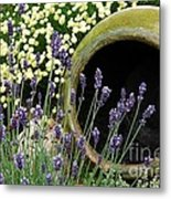 Flower Pot 5 Metal Print
