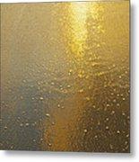 Flowing Gold 7646 Metal Print