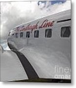 Fly To Paradise Metal Print
