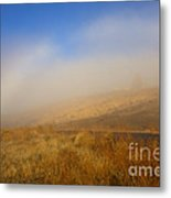 Fog Bow At Lookout Point Metal Print
