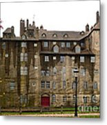 Fonthill Castle In The Rain  Metal Print