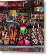 Food - Candy - Chocolate Covered Everything Metal Print
