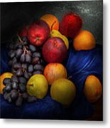 Food - Fruit - Fruit Still Life  Metal Print