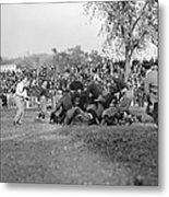 Football Game, 1912 Metal Print