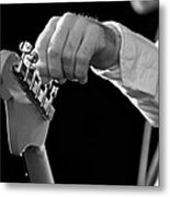 For Better Sound Metal Print
