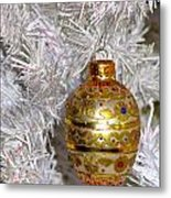 For That Special Christmas Card Metal Print