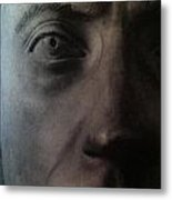 Forced Ambition  Metal Print