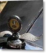 Ford A Model Hood Emblem 1931 Metal Print