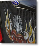 Ford And The Devil Metal Print
