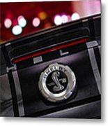 Ford Mustang Shelby Gt500 Super Snake  Metal Print