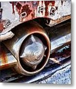 Ford Metal Print