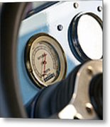 Ford Truck Dashboard Metal Print