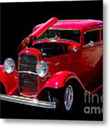Ford Vicky 1932 Metal Print
