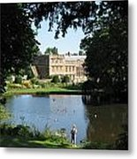 Forde Abbey I Metal Print