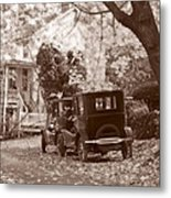 Fords At Harpers Ferry Metal Print