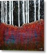 Forest 1 Metal Print
