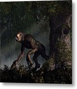 Forest Creeper Metal Print