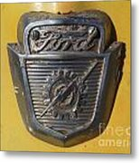 Forever Ford Metal Print