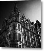 Former Prudential Assurance Building St Andrew Square Edinburgh Scotland Uk United Kingdom Metal Print
