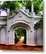 Fort Canning Park Metal Print