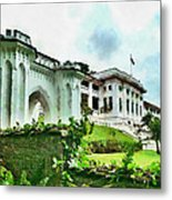 Fort Canning Park Visitor Centre Metal Print