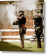 Fort Delaware Military Metal Print