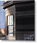 Fort Point Metal Print