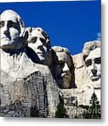 Fortitude In America Metal Print