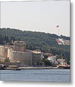 Fortress Canakkale And War Memoriel - Dardanelles Metal Print