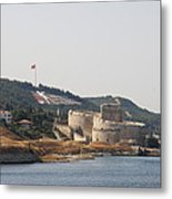 Fortress Canakkale - Dardanelles Metal Print