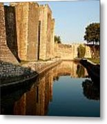 Fortress Metal Print by Frederic Vigne