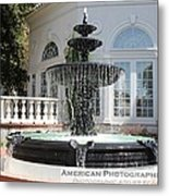 Fountains Of Love Metal Print