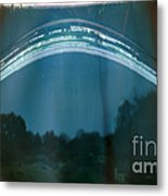 Four Weeks Of The Sun Moving Metal Print