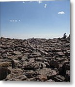 Fourteen Thousand Two Hundred Fifty-five Feet Metal Print