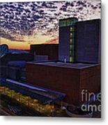 Fox Cities Performing Arts Center Metal Print
