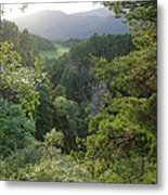 Foyers Valley Metal Print