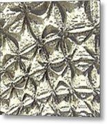 Fractal Wall Metal Print