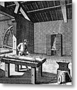 France: Iron Mill, C1750 Metal Print