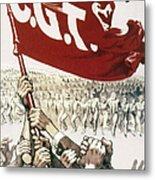 France: Popular Front, 1936 Metal Print