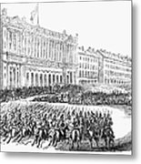 France: Revolution Of 1848 Metal Print