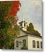 Franklin Church Metal Print