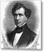 Franklin Pierce (1804-1869) Metal Print