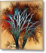 Freaky Tree 1 Metal Print